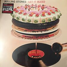 "THE ROLLING STONES ""LET IT BLEED"" dsd remastered-Vinyl LP-New & Sealed"