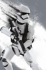 STAR WARS VII FORCE AWAKENS GEORGE LUCAS WALT DISNEY STORMTROOPER