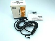 Quantum CD1 Turbo Camera Cable for Nikon D1