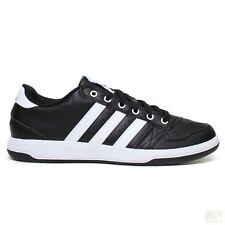 ADIDAS mens oracle V trainers sneakers sports shoes BLACK/WHITE size 6 UK