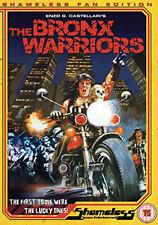 THE BRONX WARRIORS - DVD - REGION 2 UK