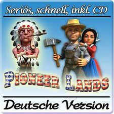 Pioneer Lands - PC - Windows XP / VISTA / 7 / 8 / 10