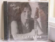 Rockmantica Volumen 1 by Rudy Rodolfo (CD, Sound Booth Corp., Miami, FL) NEW