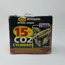 CO2 Cylinders Brass Eagle 12 Gram Airgun Paintball 14 CT