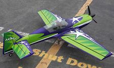 Modellini di aerei radiocomandati blu