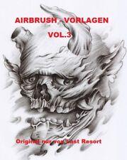 Airbrush - Vorlagen 240 Seiten -- NEU --
