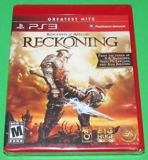 Kingdoms of Amalur: The Reckoning Playstation 3 PS3 Factory Sealed
