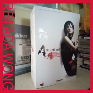 HOT TOYS 1/6 VGM16 Resident Evil 4 ADA WONG ! PLS READ CONDITION!