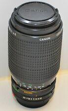 Canon Zoom lens FD 75-200mm f/4,5, guter Zustand