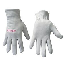 Optiuuq QVU Cotton Cricket Inner Gloves. Batting + Wicketkeeping. Various Sizes