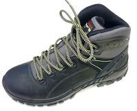 GriSport Herren Schuhe Dakar Outdoor Wanderschuh Trekking Boot 607465 grau Leder