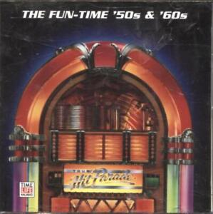 Time Life --Your Hit Parade: Fun Time '50s & '60s --CD w/24 Trks