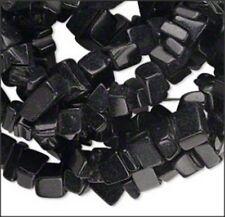 Blackstone (Dyed) Chip Beads (34
