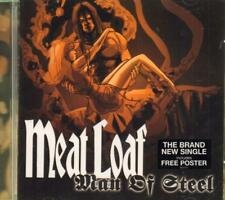 Meat Loaf(CD Single)Man of Steel-New