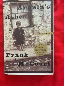 Angela's Ashes Signed Frank McCourt 1996