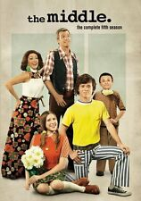The Middle Season 5 Fifth TV Series Region 4 New DVD (3 Discs)