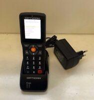 Opticon H-13 + 12890 1D Escáner Código Barras Terminal + Gsm Cradle + Fuente