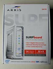 ARRIS SURFboard SB6190 DOCSIS 3.0 Cable Modem NEW