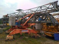 Kran, Baukran, Schnellmontagekran  25 m mit Fernsteuerung und  TÜV (UVV)