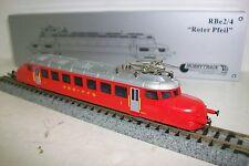 "N HOBBYTRAIN H2640 / Automotor SBB RBe 2/4 #1003 ""Roter Pfeil"""