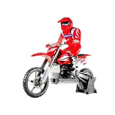 Anderson Racing M5 RTR Motocross Bike With Transmitter Red Anm1202rtr
