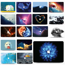 """Laptop Hard Case Shell Keyboard Cover For Macbook Air 11"""" 12"""" 13"""" Pro 13""""/15"""" LH"""
