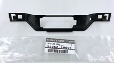 New OEM Infiniti G35 Sedan Rear License Plate Bracket 2003-2004