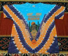 Vintage Phoenix Suns T-Shirt 1993 NBA Finals Champions USA Single Stitch Tie Dye