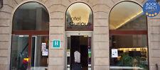 Hotel Curious für drei Nächte in Barcelona, 1. bis 4.10.