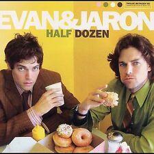 Half Dozen * by Evan & Jaron (CD, Apr-2004, Twelve Between Us Records)