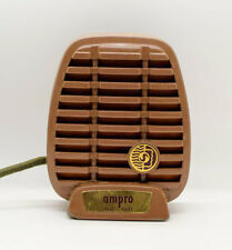 Vintage Shure Bros. CA80 - Ampro Model 100 Mic Microphone