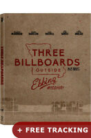 Three Billboards Outside Ebbing Missouri Blu-ray Steelbook Full Slip