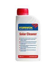FERNOX Solar Cleaner C  konzentrierter Universalreiniger für Solar Systeme 500ml