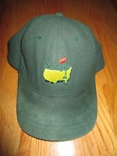 Vintage Official American Needle MASTERS Augusta (Adjustable) Cap