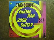 DUANE EDDY 45 TOURS BELGIQUE GUITAR MAN+