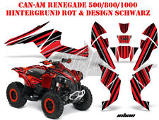 AMR RACING DEKOR KIT ATV CAN-AM RENEGADE, DS 250, DS 450, DS 650 INLINE B
