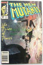 New Mutants #25 NEWSSTAND VARIANT 1st Cameo LEGION David Haller FX TV X-Men KEY