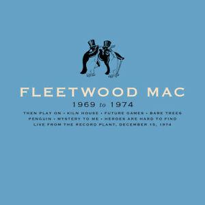 Fleetwood Mac - Fleetwood Mac: 1969-1974 [New CD] Boxed Set