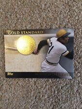 +++ ROBERTO CLEMENTE 2012 TOPPS GOLD STANDARD CARD #GS49 - PITTSBURG PIRATES +++