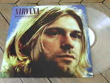 NIRVANA Outcestide 2 needle & damage done  LP Vynil Couleur