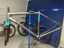 Niner Rlt 9 Frame 53cm - Used In A+ Condition W/ Fd Clamp, Thru Axles, Headset