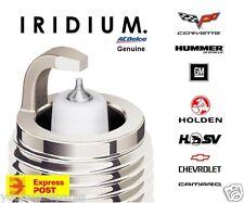 GENUINE HOLDEN IRIDIUM SPARK PLUGS FOR V8 COMMODORE HSV VTII VU VX VY VZ VE VF