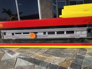 Hornby OO gauge Mk4  Mark 4 Buffet Coach Car, East Coast