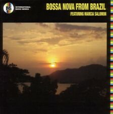 MARCIA SALOMON - BOSSA NOVA FROM BRAZIL  CD NEUF