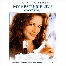 My Best Friend's Wedding Music From Th 1997 by My Best Frien - Disc Only No Case