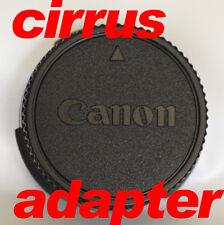 FD lens rear Cap for lens from Canon A1 AE-1 Program AV-1 AL-1 F1 T50 T70 MF SLR