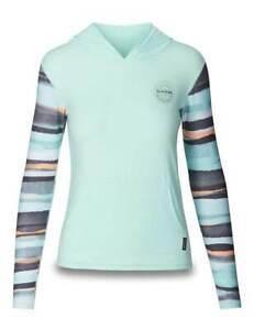Dakine Womens Flow Loose Fit Hooded L/S Surf Shirt