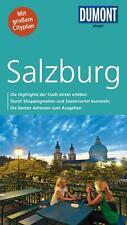 DuMont direkt Reiseführer m. großem Cityplan Salzburg UNBENUTZT statt 9.99 nur