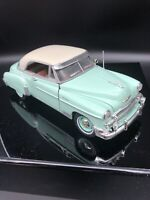 1950 Chevy Bel Air HARD TOP 1/24 Scale Diecast TEAL GREEN
