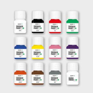 SneakersER Premium Sneaker Painter Paint - 30ml - OVER 50 COLOURS